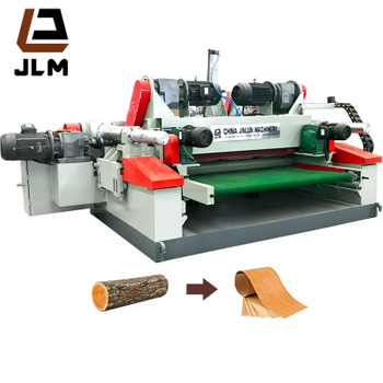 Cutting and Peeling All in One Plywood Machinery