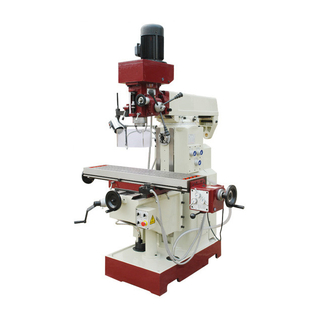 ZX6350Z Gear Drive Milling Machine with DRO Optional