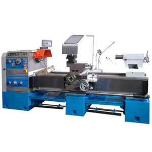 Engine Lathe CQ6280B-2000-High Precision Engine Lathe with Taper Attachment & DRO Optional