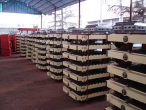 Pallet Cars used for factory production lines