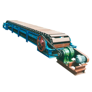 Model BP flat conveyor