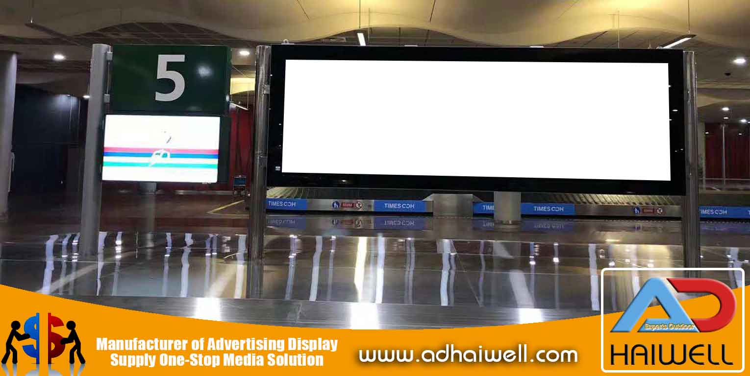 Desplazamiento-LED-Light-Box-Signage-para-Mauricio-Aeropuerto