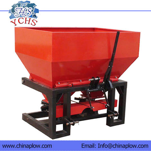 Double Plate Fertilizer Spreader