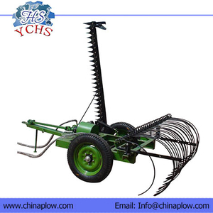 Cutting and Raking mower