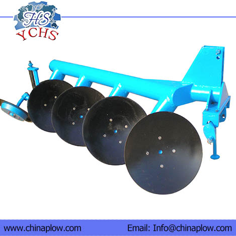 Mounted Single-Way Disc Plough