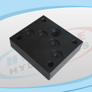 Cetop 5 Cover Plate