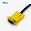 VGA to DVI Cable Display Monitor with USB Cable