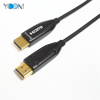 HDMI 2.0 Active Optical Cable with Lock Screw