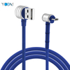 90 Degrees USB Charging+ Dada Cable for Android