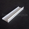 Sandblasted Anodizing Aluminum Profile as Cover