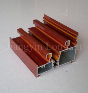 Aluminum Profile for Windows with Thermal Break