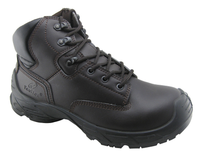 High quality genuine leather safety boots shoes