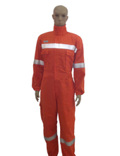 Kevar aramid fire resistent oil and gas feild boiler suit