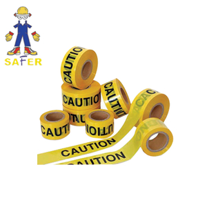 barrier tape/pe warning tape/caution tape