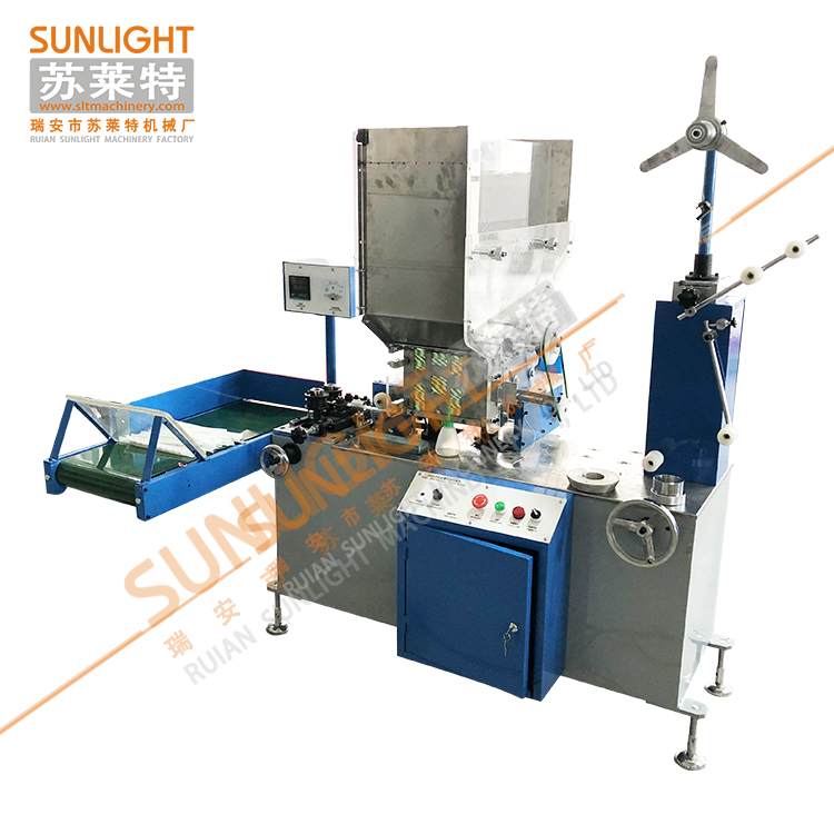 Ruian Sunlight Machinery Co Ltd Mail: Kağıt Paketleme Saman Makinesi Besleme