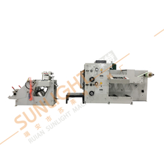 Straw Paper Flexo Printing Machine