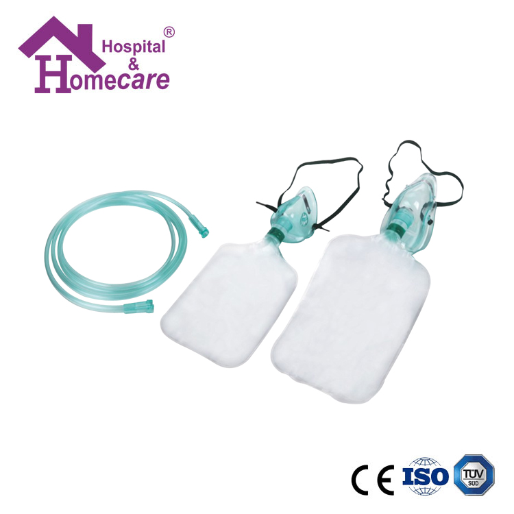HK38 Oxygen Mask With Reservoir Bag