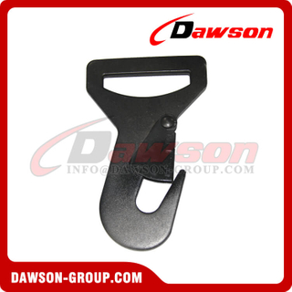 7500KG 7.5Ton 16500LBS Zinc Plating with Chromate Conversion Coating Snap Hook