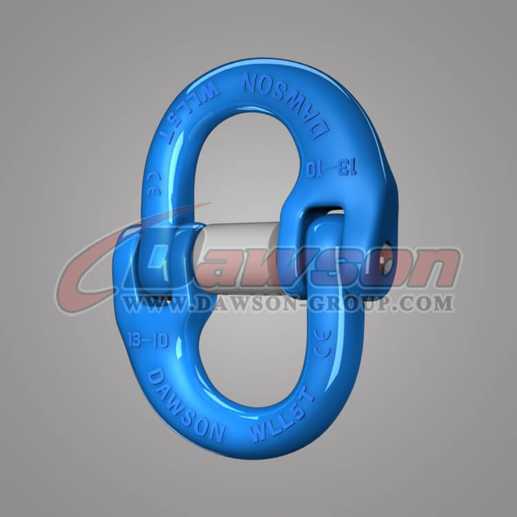 Grade 100 Japanese Type Connecting Link for Steel Wire Rope - China Manufacturer, Supplier - Dawson Group Ltd.