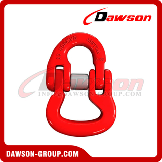DS079 G80 Special Webbing Connecting Link / Grade 80 Web Sling Connector for Webbing
