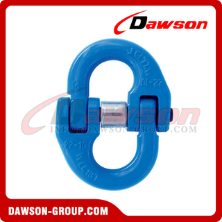DS1076 G100 New Type European Type Connecting Link for Lifting Chain Slings