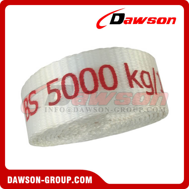 50mm 5000daN One Way Lashing Systems, One Way Cord Strap - Dawson Group Ltd. - China Supplier