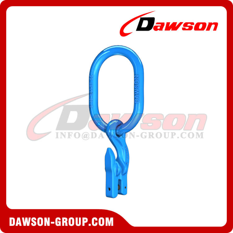 Grade 100 Master Link Assembly with Eye Grab Hook - Dawson Group Ltd. - China Factory, Exporter