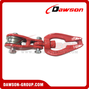 DS930 G80 Swivel Connector with Roller Sheave for Forestry Logging