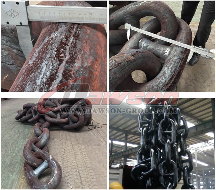 Marine Kenter Shackle Connecting Link for Mooring Chain - China Supplier