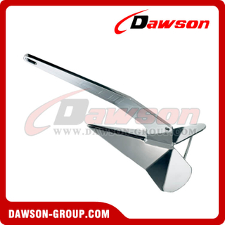 Stainless Steel Delta Anchor / SS316 Delta Anchor for Boat