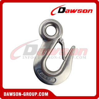Stainless Steel Eye Type Hook