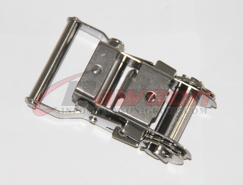 38MM Stainless Steel Ratcheting Buckles, Ratchet Buckle - China Supplier, Factory