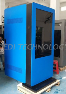 Dedi 55inch Outdoor Kiosk IP65