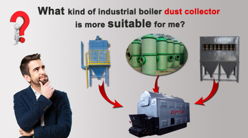 How many type of biomass/coal-fired boilers dust collectors?