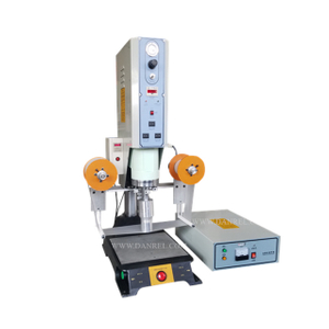 20KHz 2000W Analog Ultrasonic Plastic Welder with Automatic Film Rolling Device