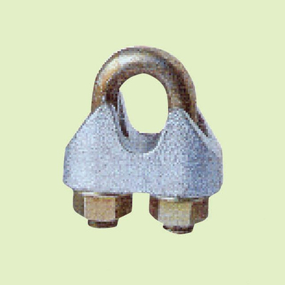 AUSTRALIA TYPE HOT DIP MALLEABLE WIRE ROPE CLIPS