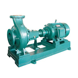 Single stage single suction volute pump