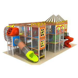 Amusement Park Kids Soft Play Small Indoor Playground