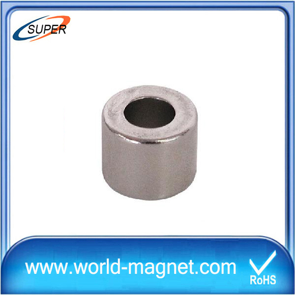 High Quality 45*15 mm Neodymium Cylinder Magnets