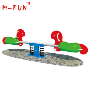 Customized plastic seesaw