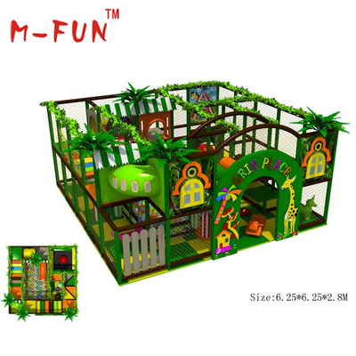 indoor playground jungle