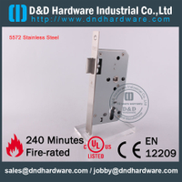 5572 Fire Latch Lock for Office Doors with CE Certificate-DDML011