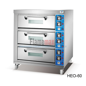 HEO-60 2017 new arrival bread baking oven from China