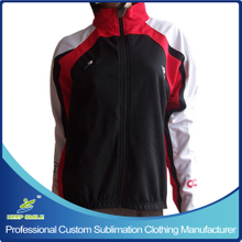 Custom Sublimation Windproof and Breathable Cycling Jacket