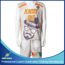Regular Cut Lacrosse Uniform for Boy's of Custom Sublimation Printing