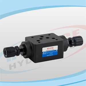 MTCV Series Modular Throttle Check Valves