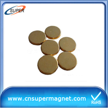 2015 China disc ndfeb magnet N50 price /china ndfeb magnet manufacture