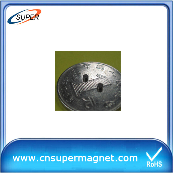 Wholesale D2*2mm Disc magnets SmCo