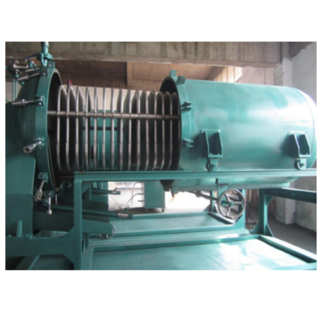Series HFD Horizontal Type Stainless Steel Press Filter