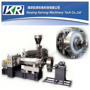 Two stage PVC Compound Extruder Machine